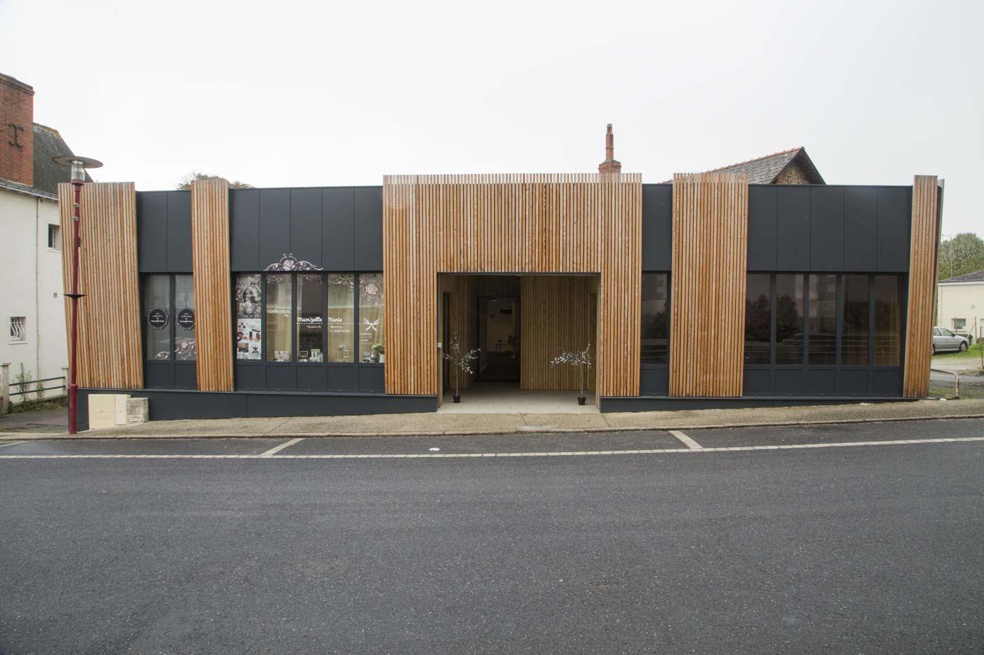 Une nouvelle façade pour le 3ème Lieu | Tiers-Lieu en milieu rural